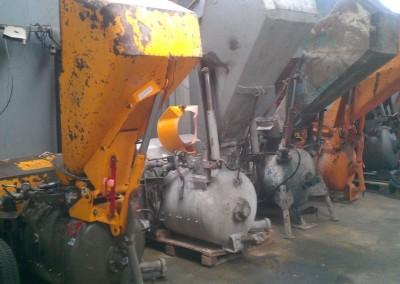 Máquinas de Betonilhas para Recondicionar