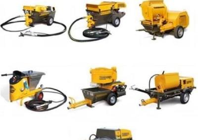 Máquinas para Projeção Turbosol