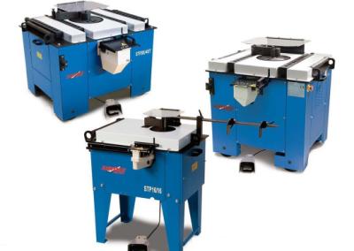 Maquinas cortar e dobrar ferro