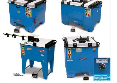 Maquinas dobrar ferro
