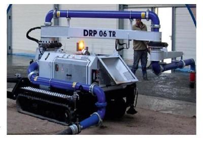 Robot Distribuidor de Betão