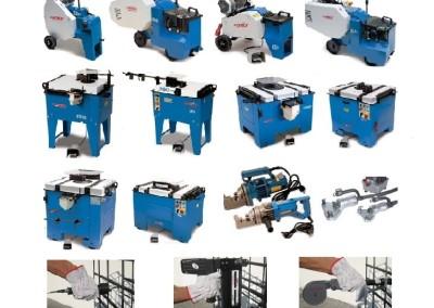 Máquinas de Trabalhar Ferro