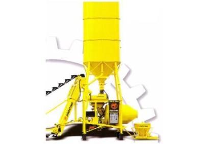 Mistura Horizontal para Betão Húmido, Produção dede 10 a 20 m3/h