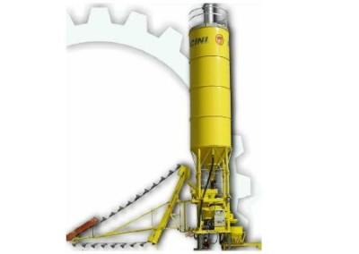 Mistura Vertical Betão Seco e semi Seco, Produção desde 15 a 25 m3/h